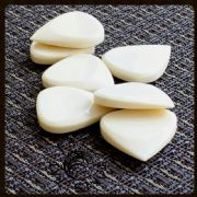 Jazz Tones Fat - Bone - 4 Guitar Picks | Timber Tones